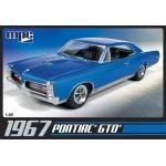 1:25 1967 Pontiac GTO