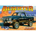1:25 1984 GMC Pickup - Black Version