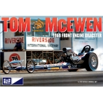 1:25 Tom McEwen Tirend Front Engine Dragster