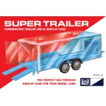 1:25 Super Display Case Trailer