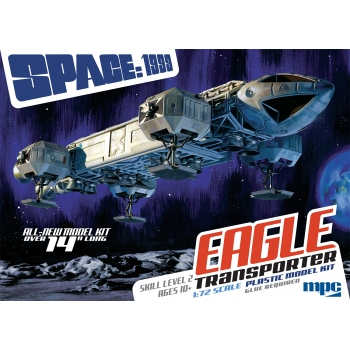 1:72 Space 1999: 14inch Eagle Transporter