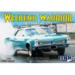 1:25 1967 Pontiac GTO Weekend Warrior