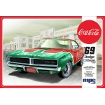 1:25 1969 Dodge Charger RT Coca Cola - SNAP KIT