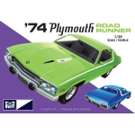 1:25 1974 Plymouth Road Runner