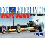 1:25 Don 'Snake' Prudhomme Wynns Winder Dragster