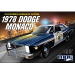 1:25 1978 Dodge Monaco CHP Police Car