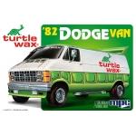 1:25 1982 Dodge Van Custom (Turtle Wax)