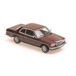 1:43 1976 Mercedes-Benz 230Ce - Red