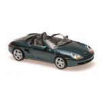 1:43 1999 Porsche Boxster - Turquoise Metallic