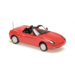 1:43 1995 Fiat Barchetta - Red