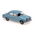 1:43 1955 Mercedes-Benz 180 (W120) - Blue