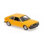 1:43 1974 VW Scirocco - Yellow