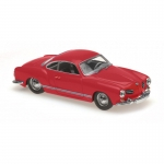 1:43 1955 VW Karmann Ghia Coupe - Red