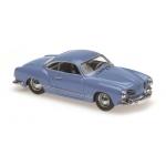 1:43 1955 VW Karmann Ghia Coupe - Light Blue