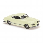 1:43 1955 VW Karmann Ghia Cabriolet - Cream