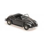 1:43 1950 VW Hebmuller-Cabriolet - Black
