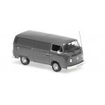 1:43 1972 VW T2 Delivery Van - Grey