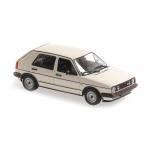 1:43 1986 Volkswagen Golf GTi 4-Door - White