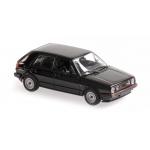 1:43 1986 Volkswagen Golf GTi 4-Door - Black
