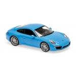 1:43 2012 Porsche 911 S - Blue