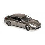 1:43 2013 Porsche Panamera Turbo S - Grey Metallic