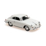 1:43 1961 Porsche 356 B Coupe - Grey