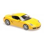 1:43 2005 Porsche Cayman S  - Yellow