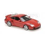 1:43 1999 Porsche 911 Turbo (996) - Red