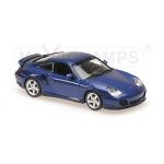 1:43 1999 Porsche 911 Turbo (996) - Blue Metallic