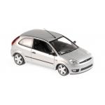 1:43 2002 Ford Fiesta - Silver