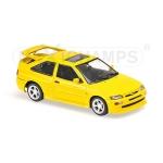 1:43 1992 Ford Escort Cosworth - Yellow