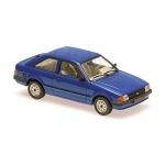 1:43 1981 Ford Escort - Blue