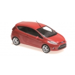 1:43 2008 Ford Fiesta - Red