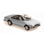 1:43 1977 Peugeot 504 Cabriolet - Silver Metallic