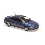 1:43 Peugeot 406 Coupe - Blue Metallic