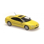 1:43 Peugeot 406 Coupe - Yellow
