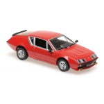 1:43 1976 Renault Alpine A 310 - Red