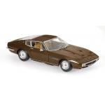 1:43 1969 Maserati Ghibli Coupe - Brown Metallic