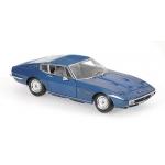 1:43 1969 Maserati Ghibli Coupe - Blue Metallic