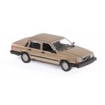 1:43 1986 Volvo 740 GL - Gold Metallic