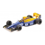 1:18 Tyrrell Ford 018 - Jean Alesi - GP Debut - 4th Place 1989 French GP