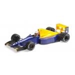 1:18 Tyrrell Ford 018 - Johnny Herbert - 1989 Belgian GP