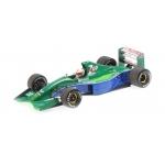 1:18 Jordan F191 - Andrea De Cesaris - 4th Place 1991 Canadian GP