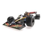 1:18 Tyrrell Ford 012 - Stefan Bellof - 1984 Monaco GP