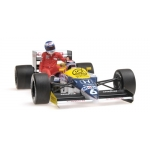 1:18 1986 Williams Honda FW11 - Keke Rosberg Riding on Nelson Piquet