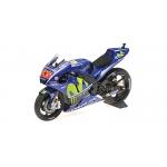 1:12 Yamaha YZR-M1 Moviestar Yamaha Maverick Vinales - 2017 Moto GP