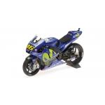 1:12 Yamaha YZR-M1 Moviestar - Valentino Rossi - 2017 Moto GP