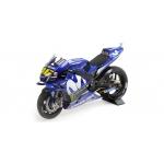 1:12 Yamaha YZR-M1 - Valentino Rossi - 2018 MotoGP