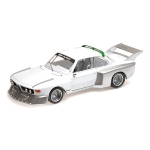 1:12 1976 BMW 3.5 CSL Plain Body Version - White