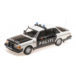 1:18 1986 Volvo 240 GL - 'Politi  Norway 2'
